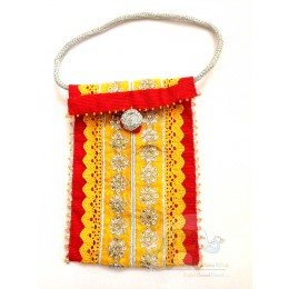Yellow Red Mobile Cover