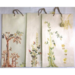 Large Tree Design Gift Bag