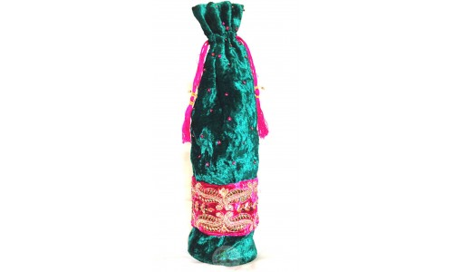 Bottle Cover Pink