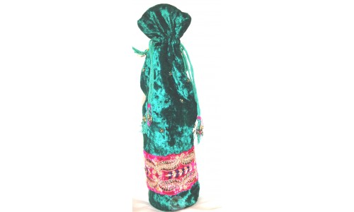 Bottle Cover Green